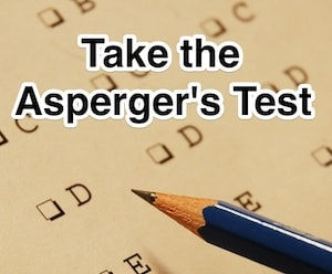 Take the online Aspergers Test - Get an instant score