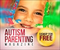Free copy of Autism Parenting Magazine