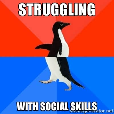 Struggling with social skills and Aspergers